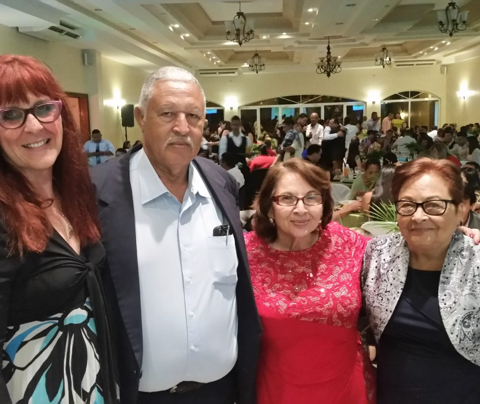 In a culture that can be very macho sometimes, don Lorenzo was never intimidated by working with a group of strong women at CEREPA. He is a true community leader concerned only with making his corner of the world the best is can possibly be!